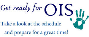 Sign up for OIS online